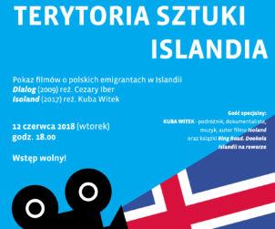 Terytoria Sztuki – Islandia