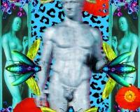 Szymon Kurpiewski, kolaż cyfrowy. Dzięki uprzejmości artysty