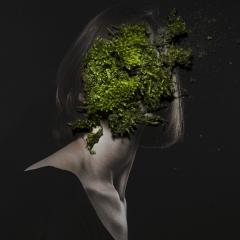 Diana Lelonek, Z cyklu Znacznie wczesniej, 2014, fotografia barwna 60x80 cm. Dzięki uprzejmości artystki