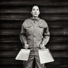 Marina Abramović, The Cleaner
